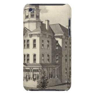 Long Branch Graded School, Long Branch, NJ iPod Touch Case