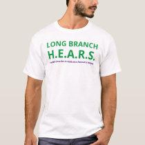 Long Branch HEARS Plain T-Shirt