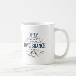 Long Branch, New Jersey 150th Anniversary Mug