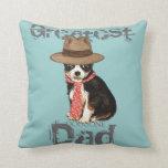 Long Coat Chihuahua Dad Pillows