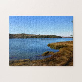 Long Cove, Sullivan, Maine 2016 Jigsaw Puzzle