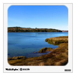 Long Cove, Sullivan, Maine 2016 Wall Sticker