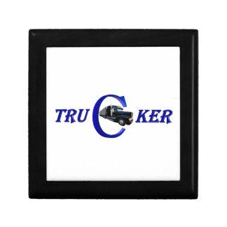 Long-distance truck driver gift box
