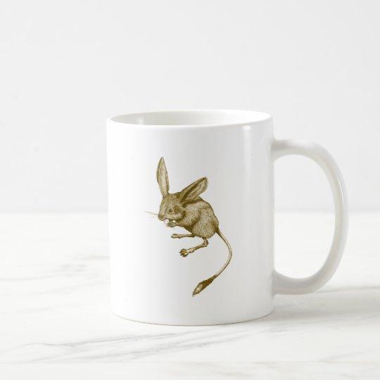 Long eared Jerboa Coffee Mug