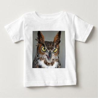 Long Eared Owl Baby T-Shirt