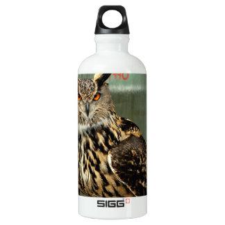 Long Eared Owl SIGG Traveler 0.6L Water Bottle