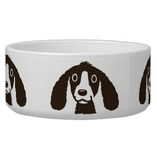 Long Ears Dog Bowl