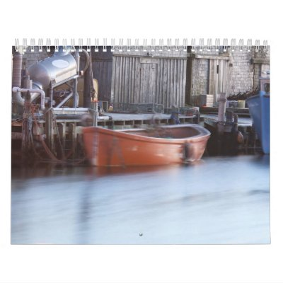 Long Exposure Photography 2012 calendar