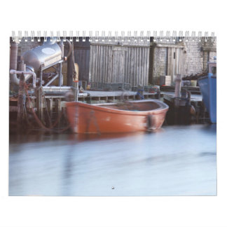 Long Exposure Photography 2013 calendar
