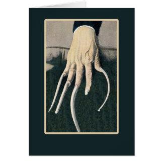 Long Fingernails, Circus Oddity Cards