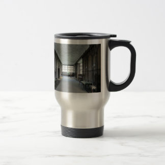Long Gallery at Haddon Hall 15 Oz Stainless Steel Travel Mug