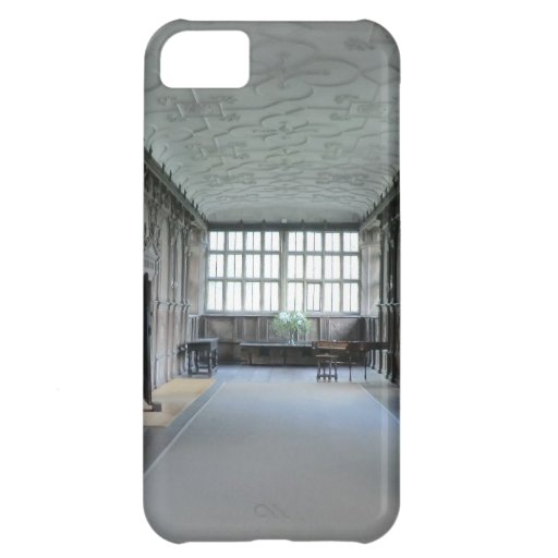 Long Gallery at Haddon Hall iPhone 5C Case