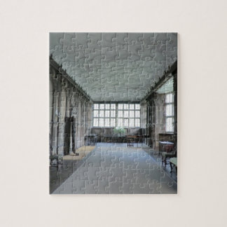 Long Gallery at Haddon Hall Puzzle