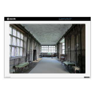 "Long Gallery at Haddon Hall Skin For 17"" Laptop"