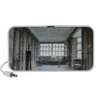 Long Gallery at Haddon Hall iPhone Speaker