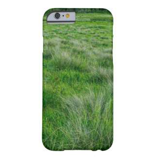 Long grasses in a vast grassland barely there iPhone 6 case