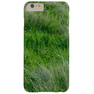 Long grasses in a vast grassland barely there iPhone 6 plus case