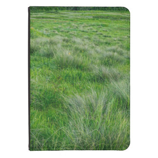 Long grasses in a vast grassland kindle touch case