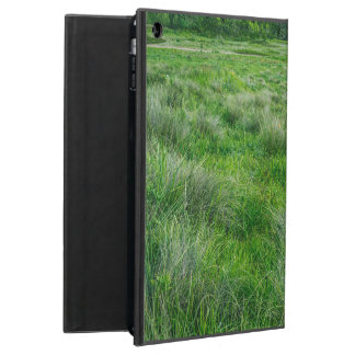Long grasses in a vast grassland iPad air cover