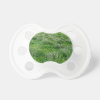 Long grasses in a vast grassland BooginHead pacifier