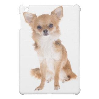 Long Hair Chihuahua Puppy Dog iPad Shell Case iPad Mini Covers