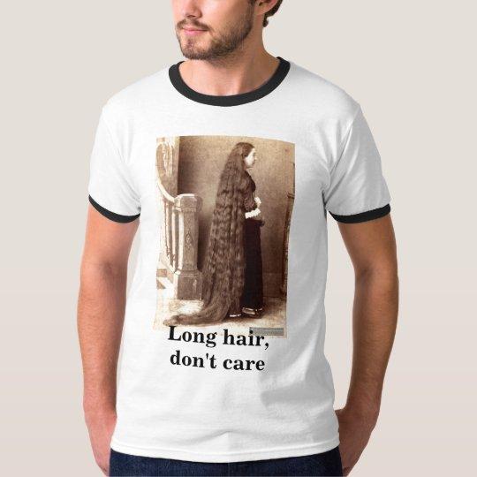 Long hair, don't care T-Shirt