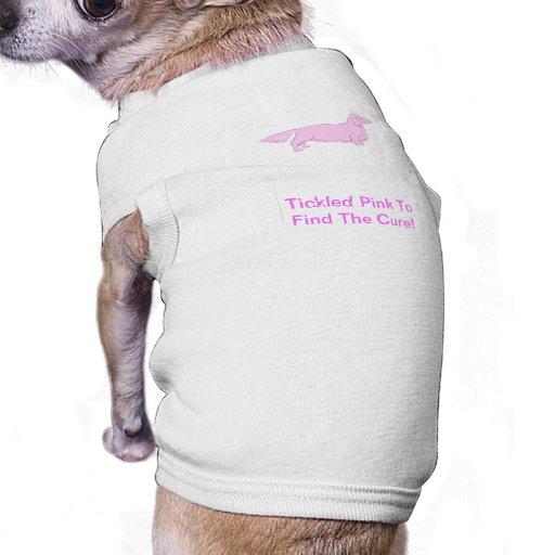 Long Haired Dachshund Doggie Shirt
