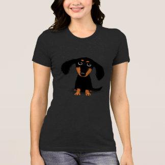 Long Haired Dachshund Puppy T-Shirt