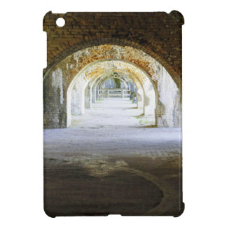 Long Hall at Fort Pickens Case For The iPad Mini