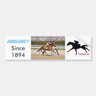 Long Haul Bay Bumper Sticker