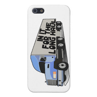 Long Haul Trucking iPhone SE/5/5s Cover