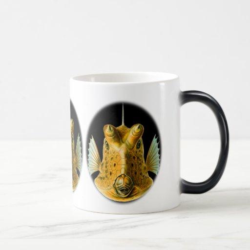 Long-horned Cowfish Coffee Mugs