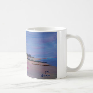 Long Island Beach - Hamptons South Fork Beach walk Coffee Mug