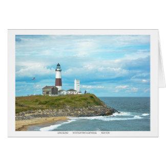 Long Island. Card