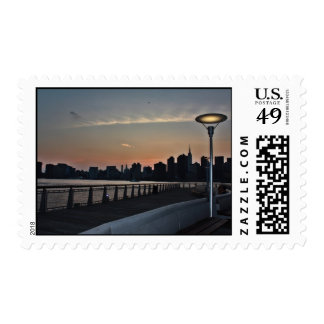 Long Island City Stamp
