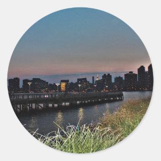 long island city sticker