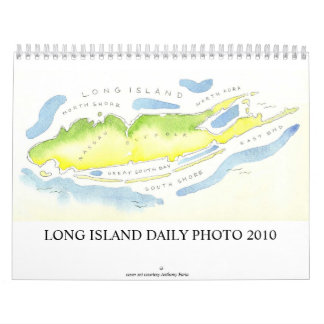 LONG ISLAND DAILY PHOTO 2010 Calendar