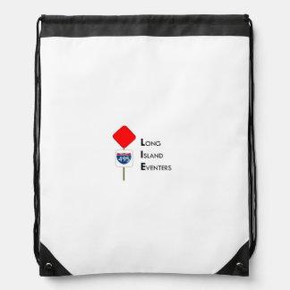 Long Island Eventers Gear - Drawstring Knapsack Drawstring Bag