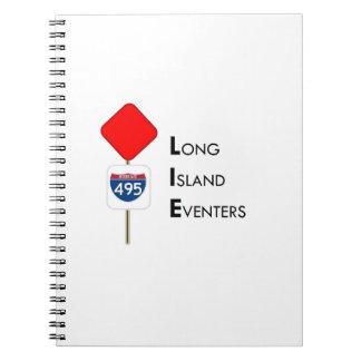 Long Island Eventers Gear - Notebook