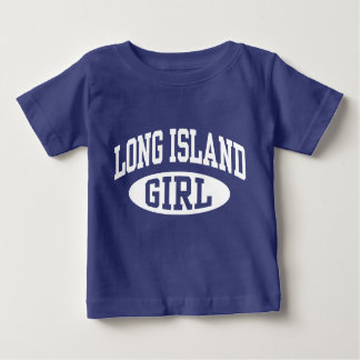 Long Island Girl Baby T-Shirt