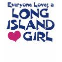Long Island Girl shirt