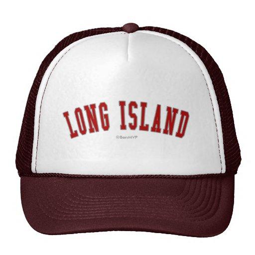 Long Island Gorro De Camionero