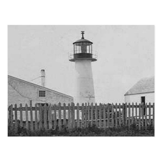 Long Island Head Lighthouse Postcard