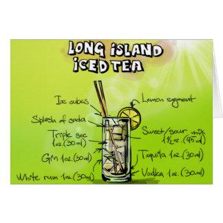 Long Island Iced Tea - Cocktail Gift Card