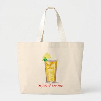 Long Island Iced Tea Large Tote Bag