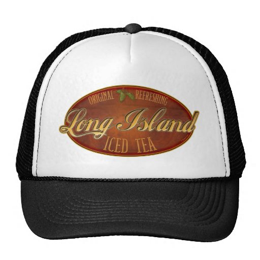 Long Island Iced Tea Mesh Hats