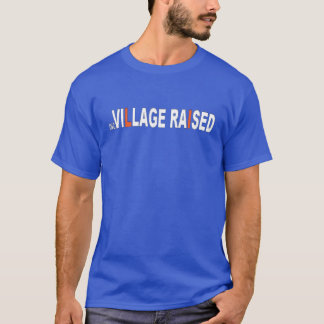 Long Island Incorporated Village Raised T-Shirt