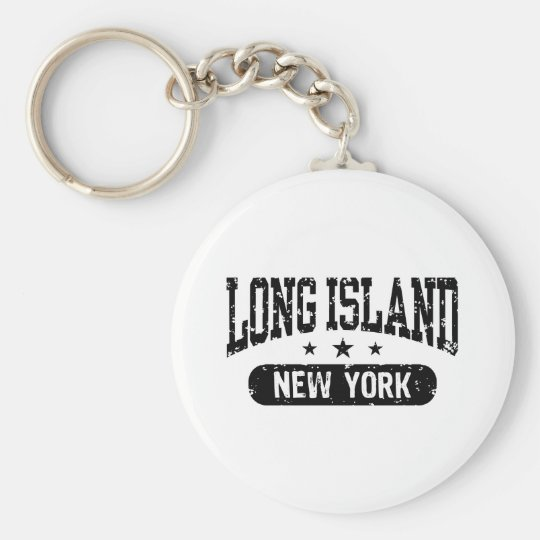 Long Island Keychain