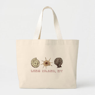 Long Island Large Tote Bag