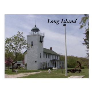 Long Island Lighthouse 4 Postcard